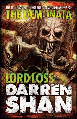Lord Loss - The Demonata 1 (Paperback)