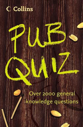 Collins Pub Quiz Book (Paperback)