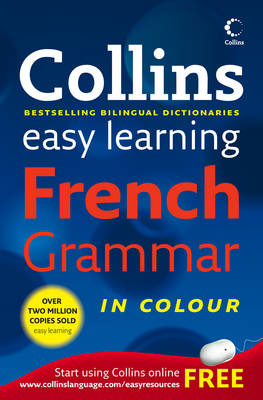 Collins Easy Learning French Grammar - Collins Easy Learning Dictionaries (Paperback)