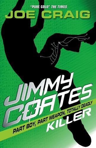 Jimmy Coates: Killer (Paperback)