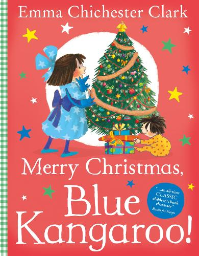 Merry Christmas, Blue Kangaroo! (Paperback)