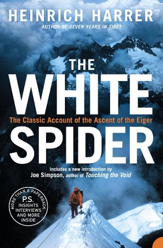 The White Spider (Paperback)