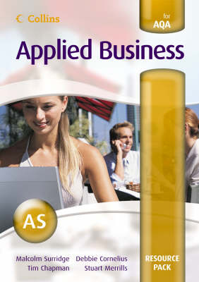 AS for AQA Resource Pack - Collins Applied Business (Spiral bound)
