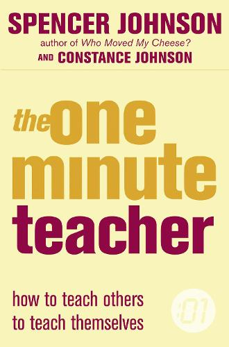 The One-Minute Teacher - The One Minute Manager (Paperback)