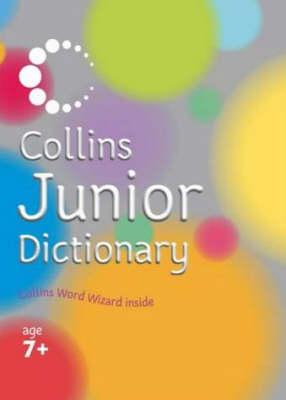 Collins Junior Dictionary - Collins Primary Dictionaries (Paperback)