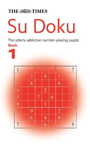 The Times Su Doku Book 1: 100 Original Puzzles (Paperback)