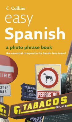 Easy Spanish CD Pack: Photo Phrase Book and Audio CD
