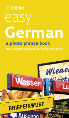 Easy German CD Pack: Photo Phrase Book and Audio CD
