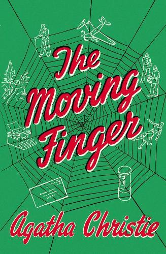 The Moving Finger - Miss Marple (Hardback)