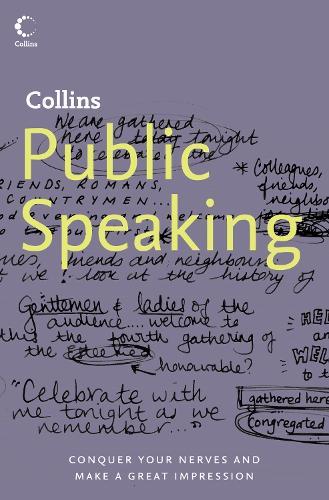 Collins Public Speaking (Paperback)