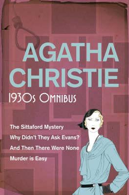 Agatha Christie 1930's Omnibus (Paperback)