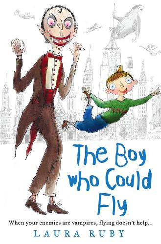 The Boy Who Could Fly - The Wall and the Wing 2 (Paperback)
