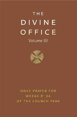 Divine Office Volume 3 (Leather / fine binding)
