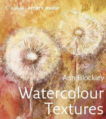 Artist's Studio: Watercolour Textures (Hardback)