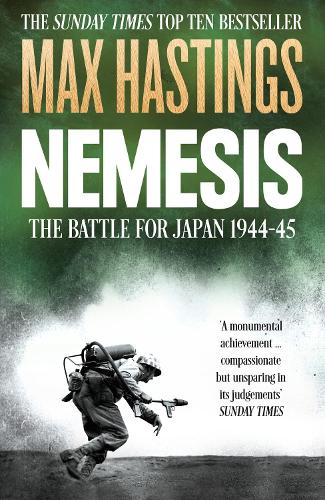 Nemesis: The Battle for Japan, 1944-45 (Paperback)