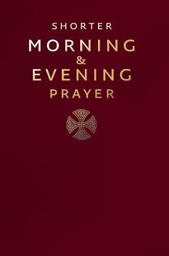 Shorter Morning and Evening Prayer (Leather / fine binding)