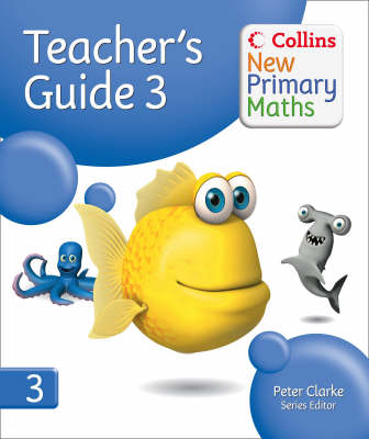 Teacher's Guide 3 - Collins New Primary Maths (Paperback)