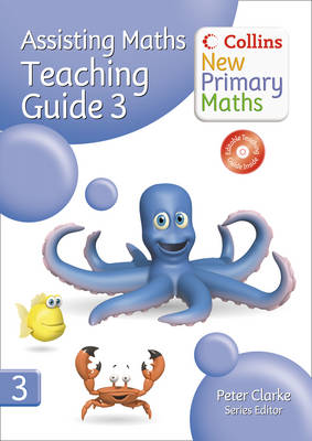 Assisting Maths: Assisting Maths No. 3 - Collins New Primary Maths (Spiral bound)