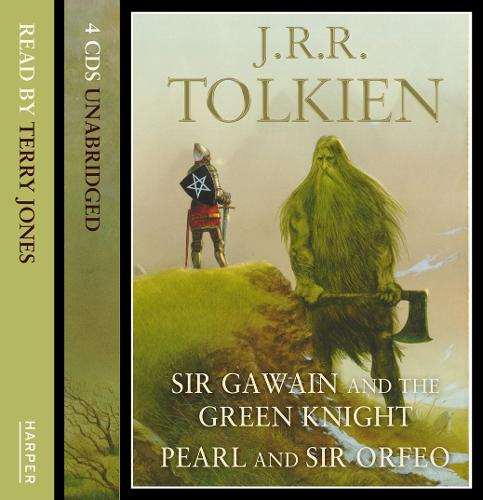 Sir Gawain and the Green Knight: With Pearl and Sir Orfeo (CD-Audio)