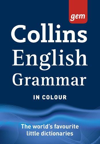 English Grammar - Collins Gem (Paperback)