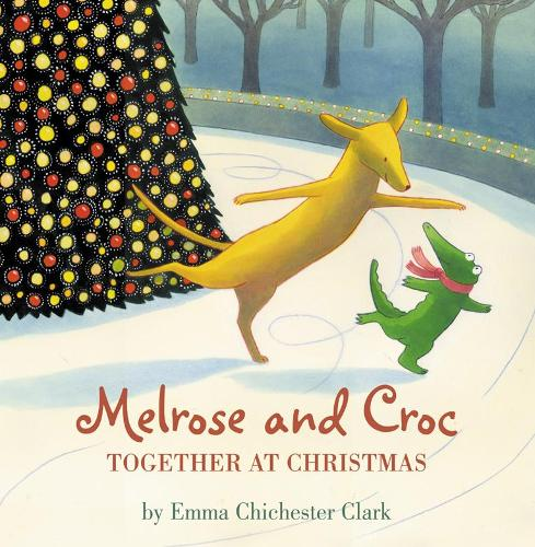 Together At Christmas - Melrose and Croc (Paperback)