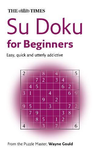 The Times Su Doku for Beginners (Paperback)