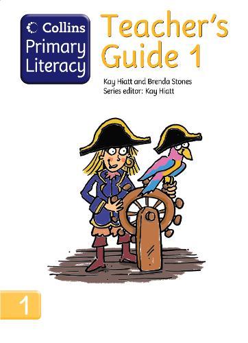 Teacher's Guide 1 - Collins Primary Literacy (Spiral bound)