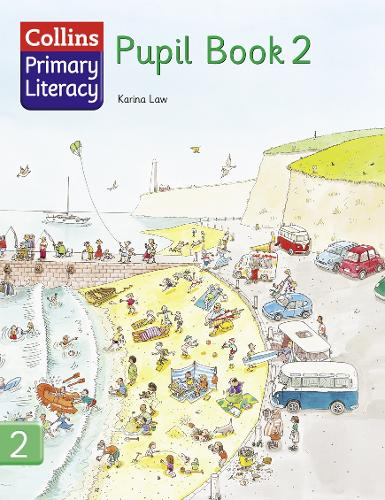 Pupil Book 2 - Collins Primary Literacy (Paperback)