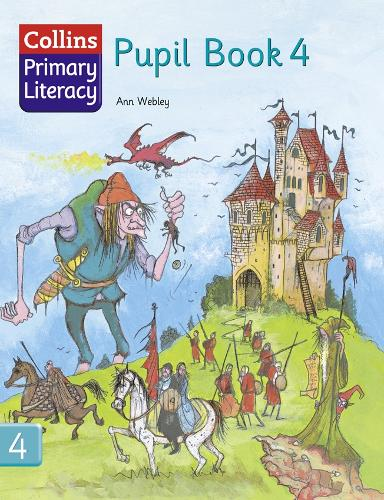 Pupil Book 4 - Collins Primary Literacy (Paperback)