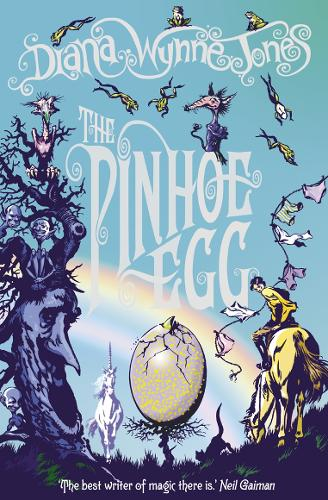 The Pinhoe Egg - The Chrestomanci Series 7 (Paperback)