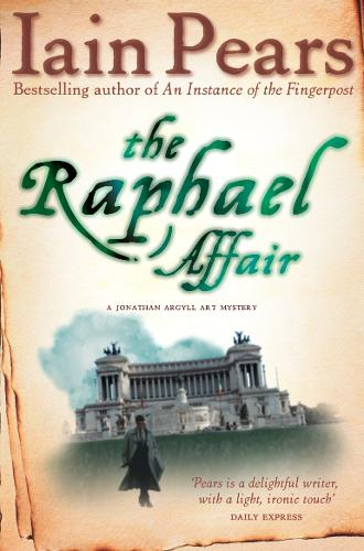 The Raphael Affair (Paperback)