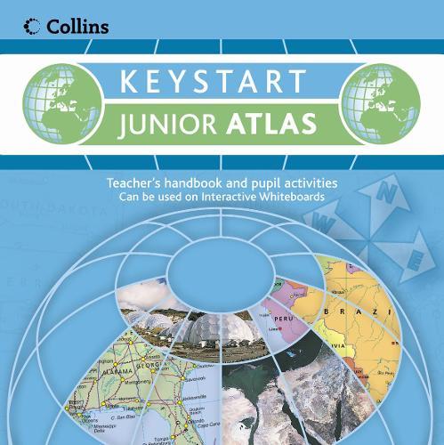 Collins Keystart Junior Atlas CD-Rom: Network Licence (CD-ROM)