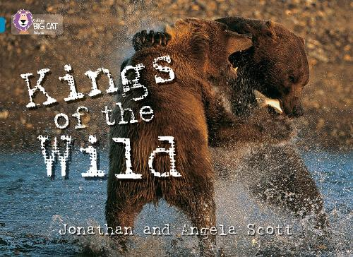 Kings of the Wild: Band 13/Topaz - Collins Big Cat (Paperback)