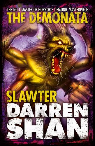 Slawter - The Demonata 3 (Paperback)