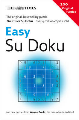"The ""Times"" Easy Su Doku (Paperback)"