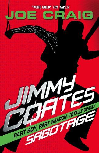 Jimmy Coates: Sabotage (Paperback)