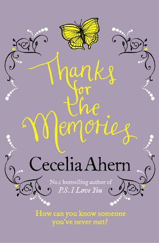 Cover of the book, Thanks for the Memories.