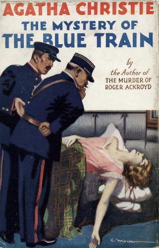 The Mystery of the Blue Train - Poirot (Hardback)