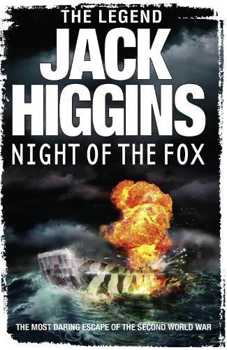 Night of the Fox (Paperback)