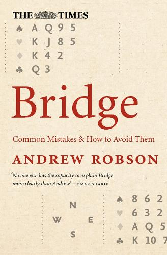 The Times Bridge: Common Mistakes and How to Avoid Them - The Times Puzzle Books (Paperback)