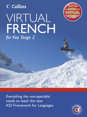 Virtual French for Key Stage 2 (CD-ROM)