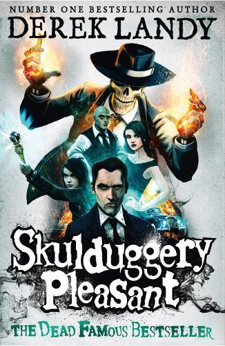 Skulduggery Pleasant - Skulduggery Pleasant 1 (Paperback)