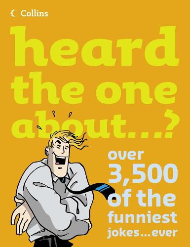 Heard the one about? (Paperback)
