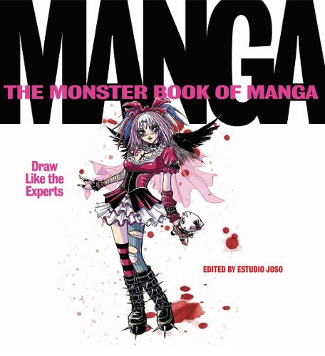 The Monster Book of Manga (Paperback)