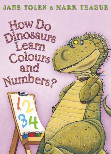 How Do Dinosaurs Learn Colours and Numbers? (Paperback)