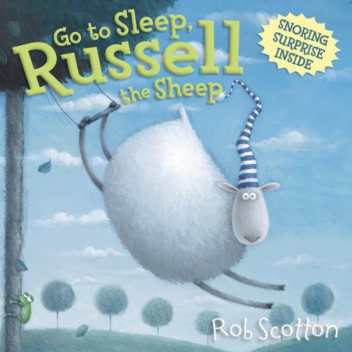 Go To Sleep, Russell the Sheep (Board book)