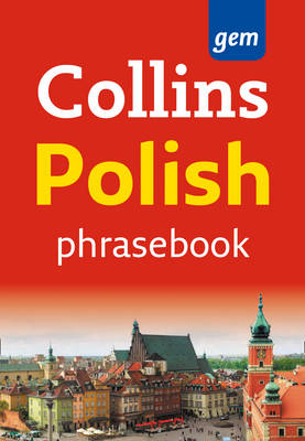 Polish Phrasebook - Collins GEM (Paperback)
