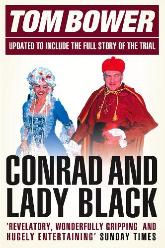 Conrad and Lady Black: Dancing on the Edge (Paperback)