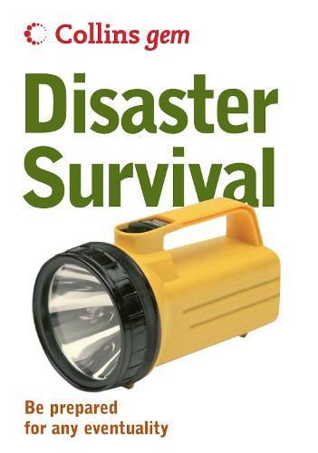 Disaster Survival - Collins Gem (Paperback)