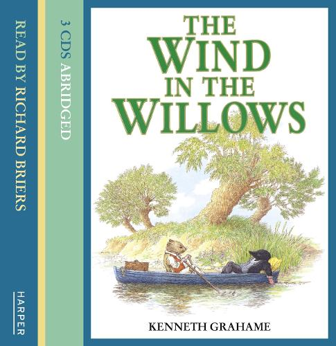 The Wind In The Willows (CD-Audio)
